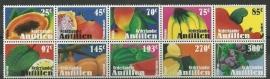 Nederlandse Antillen 1597/1606 Vruchten 2005 Postfris