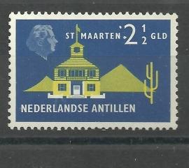 Onbeschreven Fout / Drukvlekken in Nederlandse Antillen 289