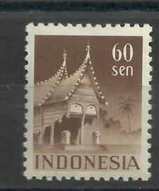 Indonesië 381 P Postfris