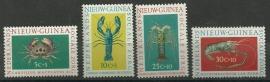 Nieuw Guinea 78/81 Sociale Zorg Postfris
