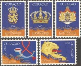 Curaçao Status Aparte 192/196 200 Jaar Koninkrijk 2014 Postfris
