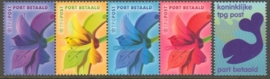 Port Betaald  10/14 Postfris