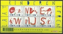 Nvph 2608 Kindervel 2008 Postfris