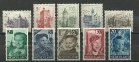 Complete jaargang 1951 Postfris