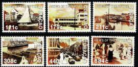 Curaçao Status Aparte 358/363  De 50-er Jaren 2017 Postfris