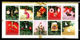 Nvph 39../39..  Decemberzegels 2020 (albumversie) Postfris