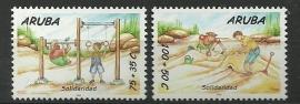 Aruba 255/256 Postfris