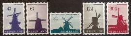 Nvph  786/790 Zomerzegels 1963 Postfris