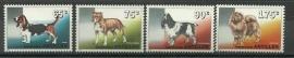 Nederlandse Antillen 1048/1051 Honden 1994 Postfris