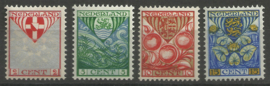 Nvph 199/202 Kinderzegels 1926 Postfris ( 4)