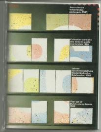 Jaarcollectie 1986 Postfris