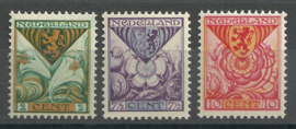 Nvph 166/168 Kinderzegels 1925 Postfris ( 7)