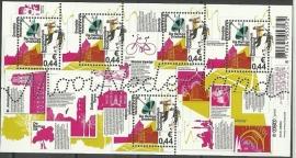 Nvph 2643 Mooi Nederland Oosterhout Postfris