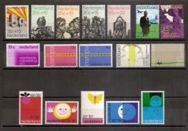 Complete Jaargang 1971 Postfris