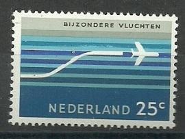 Luchtpost 15 Zegel voor Bijzondere Vluchten Postfris