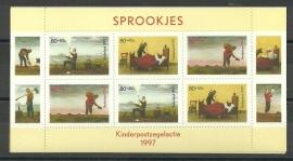 Nvph 1739 Kindervel 1997 Postfris