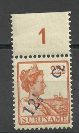 Suriname 115 Hulpuitgifte Postfris (4)