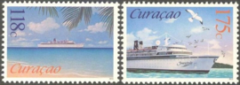 Curaçao Status Aparte 144/145 Freewinds 2013 Postfris