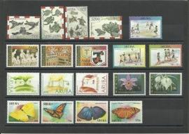 Complete Jaargang Aruba 2003 Postfris