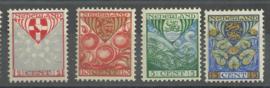 Nvph 199/202 Kinderzegels 1926 Postfris (14)