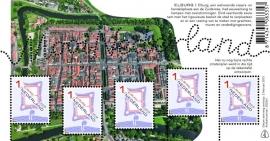 Nvph 3270 Mooi Nederland Elburg Postfris