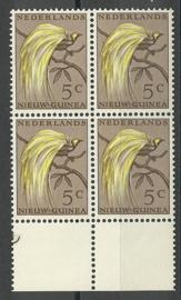 Nederlands Nieuw Guinea 26 PM in blok Postfris