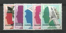 Jaargang Mooi Nederland 2013 Los Postfris
