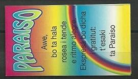Automaatboekje  PB7 Postfris