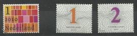 Nvph 2747/2749 Zakenpostzegels Postfris