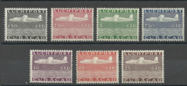 Luchtpost 82/88 Vliegtuig  Postfris + Certificaat (1)