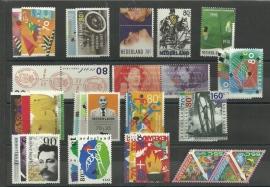 Complete Jaargang 1993 Postfris