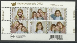 Nvph 3001 Kindervel 2012 Postfris