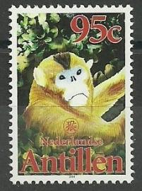 Nederlandse Antillen 1485 Chinees Nieuwjaar 2004 Postfris