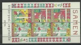Nvph 1627 Kindervel 1994 Postfris