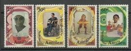 Nederlandse Antillen 681/684 Postfris