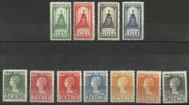 Nvph 121/131 Jubileum 1923 Ongebruikt (12)