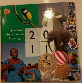 Jaarboek 2011 Inclusief alle postzegels & vellen Postfris