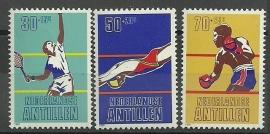 Nederlandse Antillen 685/687 Postfris