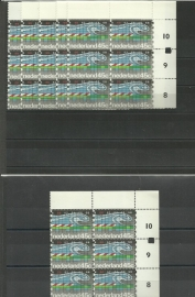 Onvermeld foutje 1144 Pons 1 Pos. 29 Postfris (6x)