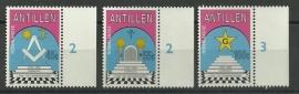 Nederlandse Antillen 802/804 Postfris