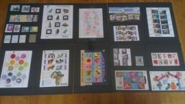 Complete Jaargang 2011 Postfris (Met blokken en boekjes)