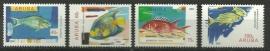 Aruba 320/323 Arubaanse Vissen Postfris