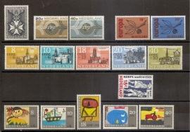 Complete Jaargang 1965 Postfris (Met kindblok)