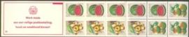 SR Postzegelboekje 6aq Postfris