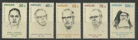 Nederlandse Antillen 1008/1012 Verdienstelijke Personen Postfris