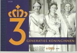 PR 24 3 Generaties Koninginnen (2009)
