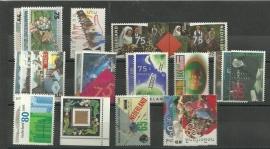 Complete Jaargang 1991 Postfris (Met blokken en boekjes)