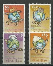 Nederlandse Antillen 1696/1699 Jeugdzorg Postfris
