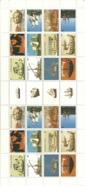 Nederlandse Antillen V1446/1457 Zeilschepen 2003 Postfris
