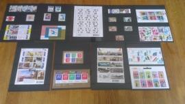 Complete Jaargang 2009 Postfris (Met blokken en boekjes)